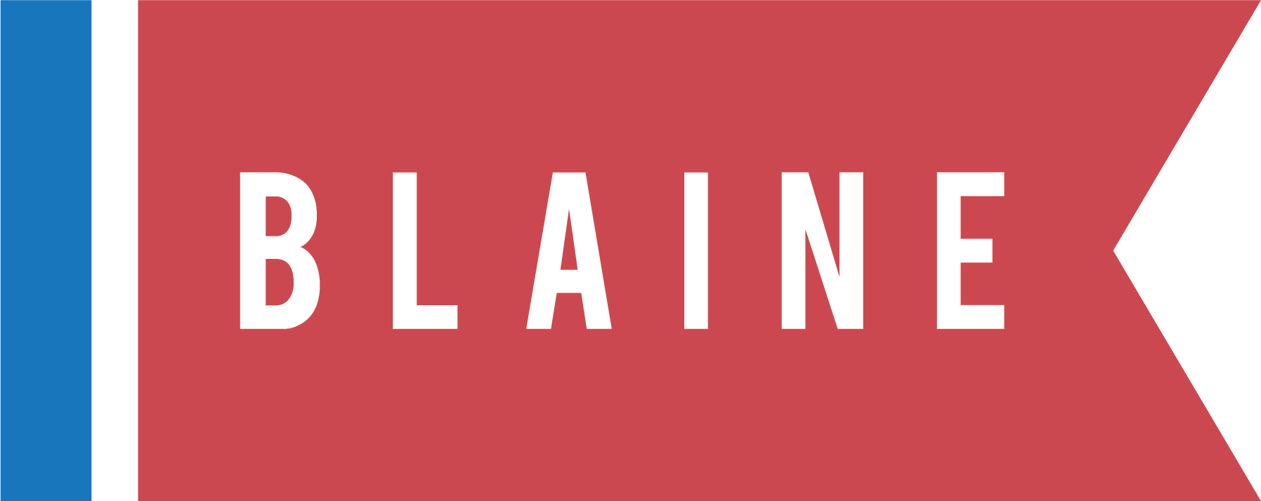 Blaine By The Sea Logo