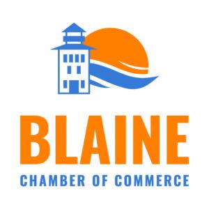 Blaine Chamber of Commerce Logo