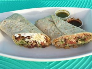 burritos in blaine washington at bordertown grill