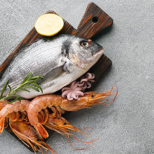 seafood fresh in blaine