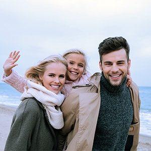 family trip to blaine washington