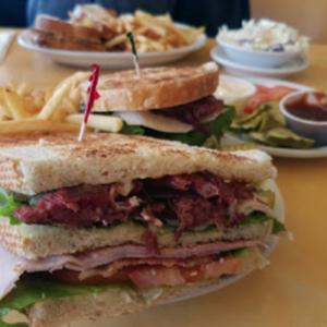 sandwiches at blaine