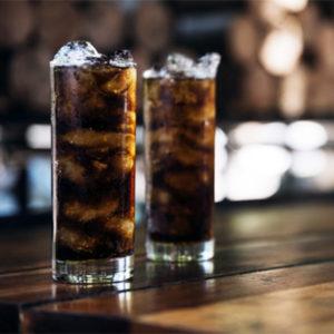 cold bar drinks at the blaine restaurant