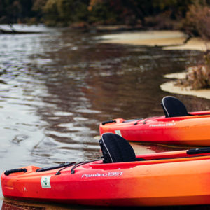 Dakota Creek Kayak Launch in Blaine, Washington