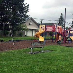 playground in Blaine, WA