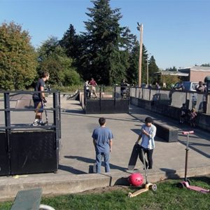 Skatepark in Whatcom County