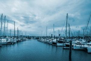 Docks of Blaine, Washington Harbor