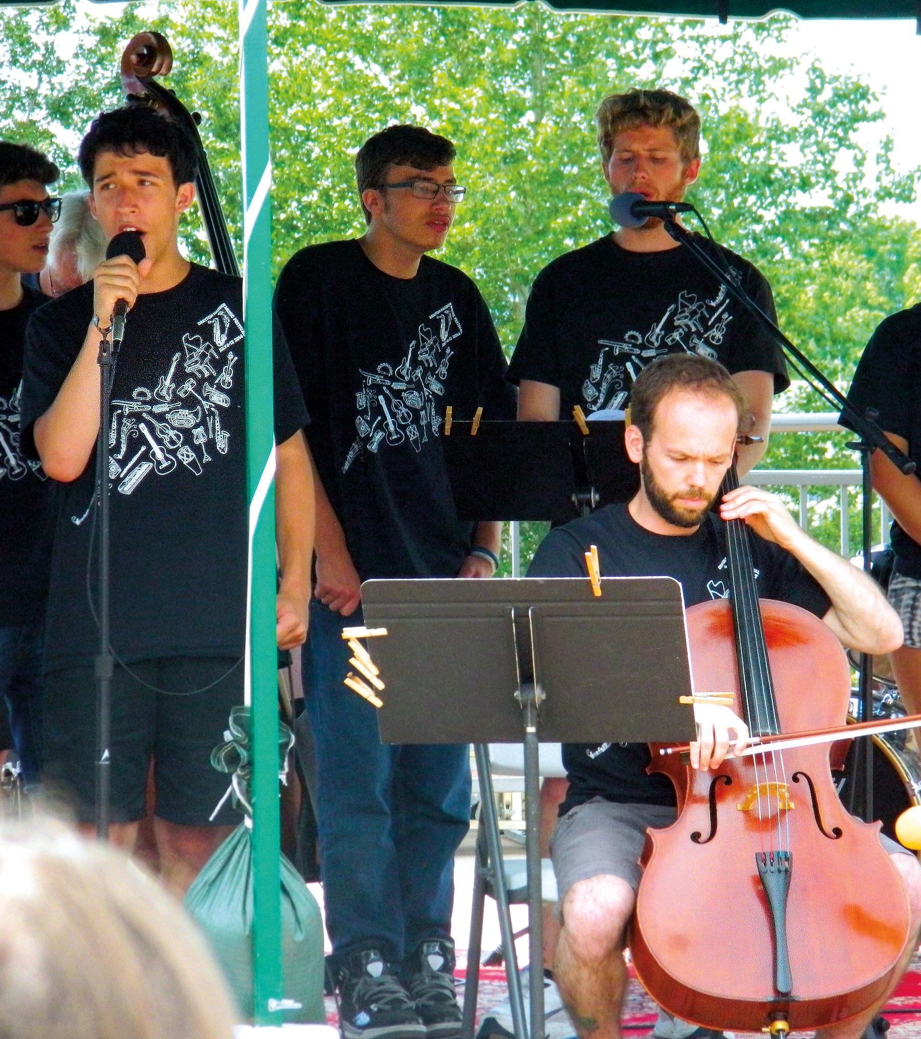 Blane Harbor Music Festival