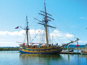 Tall Ships at Blaine Harbor
