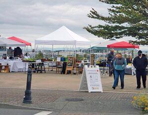 Blaine Farmer's Market in Blaine By the Sea