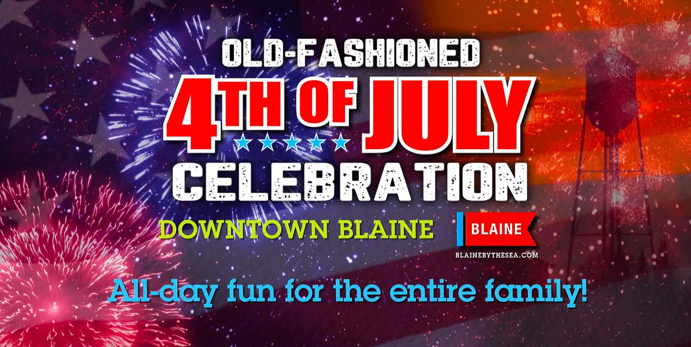 Blaine 4th of July Celebration