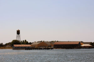 water tower in Semiahmoo