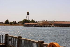 Jorgensen Pier and semiahmoo pier