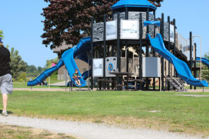 playground in Blaine, Washington