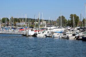 ships at the Port of Bellingham