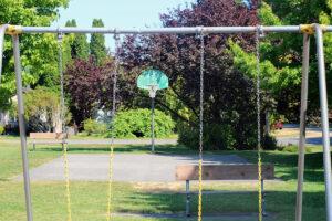 basketball hoop in blaine