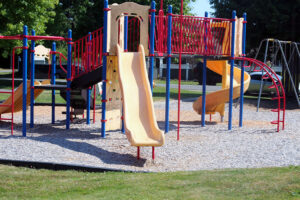 Salishan Park playground
