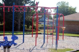 Kilmer Park playground equipment
