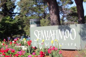 Semiahmoo Resort Golf and Spa Signage