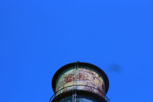 Water Tower at Semiahmoo Spit