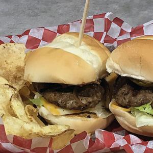 Burgers in Blaine Washington dining options