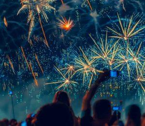 Blaine 4th of July Fireworks
