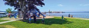 Blaine marine Playground by the Sea