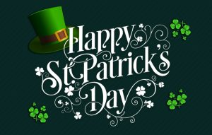 Celebrate St. Patrick's Day in Blaine