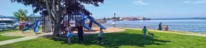 Blaine Marine Park Playground