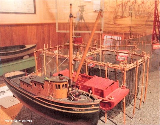 APA Museum in Blaine WA