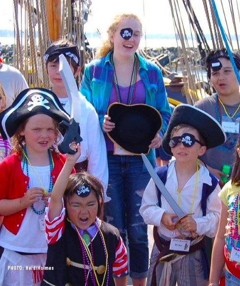 Pirate Daze - Blaine WA