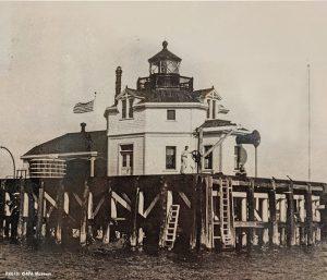 Blaine's Lighthouse in Semiahmoo Bay