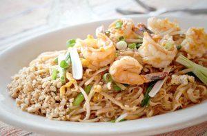 Chada Thai Restaurant in Blaine WA