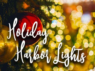 Blaine Holiday Harbor Lights