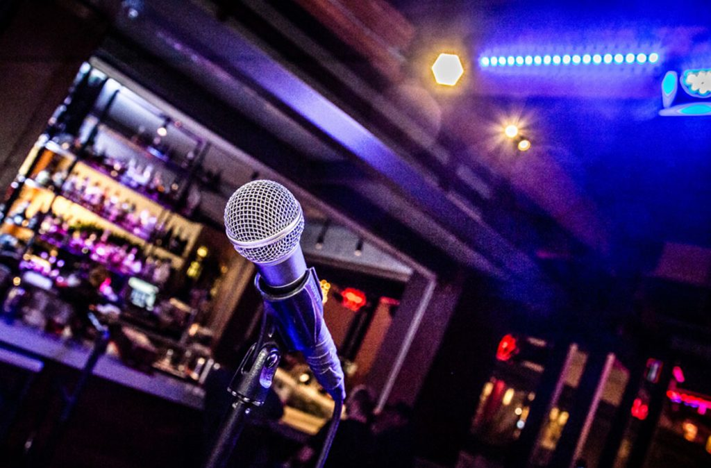 Blue Heron Grill Comedy Nights - Blaine WA