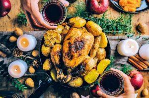 Semiahmoo Resort Thanksgiving Dinner